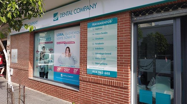 Dental Company Lora del Río. Clínica dental en Lora del Río.