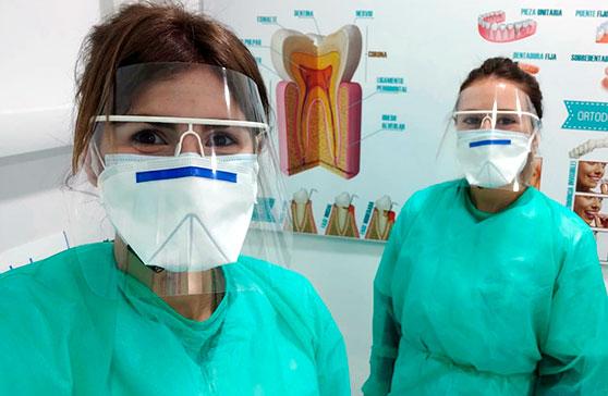 Clínicas Dental Company & COVID19