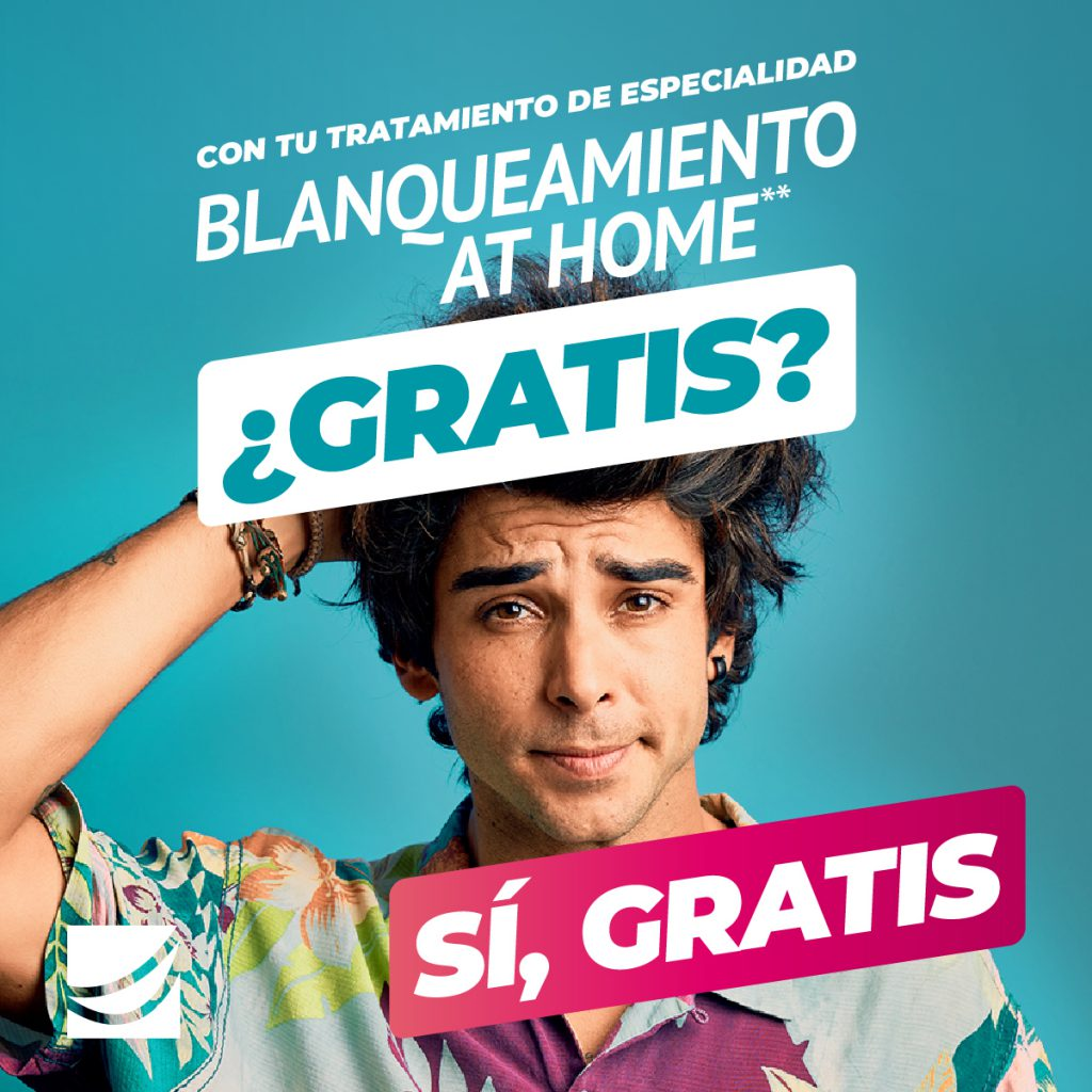 Blanqueamiento at home GRATIS