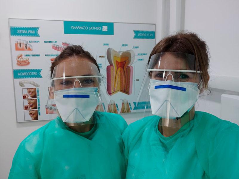 Equipo de Dental Company El Cerezo
