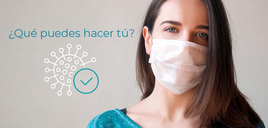 Qué puedo hacer para garantizar mi salud bucodental sin olvidar la seguridad frente al virus COVID-19