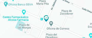 Av. Ciudad de Chiva esq. Ildefonso Marañón Lavín 41019, Sevilla – Parque Alcosa, Sevilla