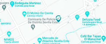 Avenida Emilio Lemos, s/n (Rotonda Comisaría) 41020, Sevilla – Sevilla Este, Sevilla